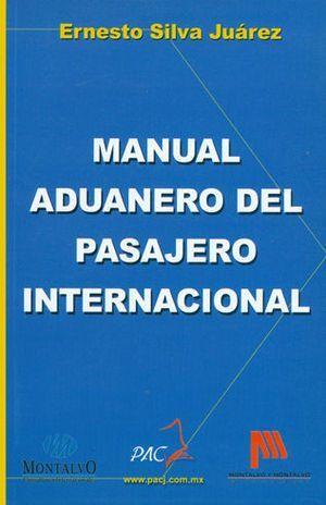 MANUAL ADUANERO  DEL PASAJERO INTERNACIONAL