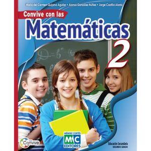 CONVIVE CON LAS MATEMÁTICAS 2