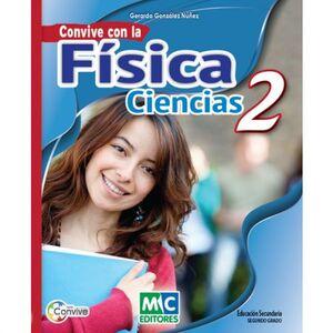 CONVIVE CON LA FÍSICA CIENCIAS 2