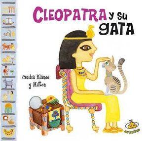 CLEOPATRA Y SU GATO