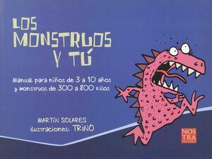 MONSTRUOS Y TÚ, LOS