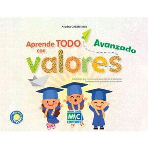 APRENDE TODO CON VALORES AVANZADO