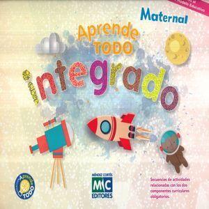 APRENDE TODO INTEGRADO MATERNAL