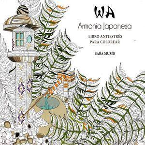 LIBRO ANTIESTRÉS, ARMONÍA JAPONESA