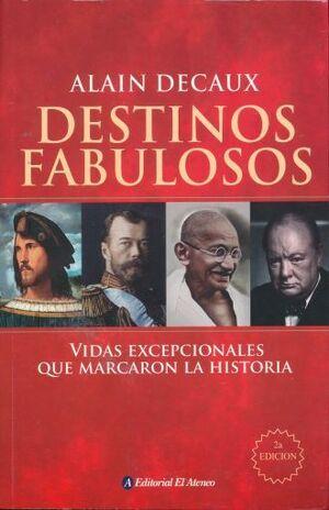 DESTINOS FABULOSOS