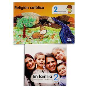 TOBIH 2 PREESCOLAR  RELIGIÓN  CATÓLICA
