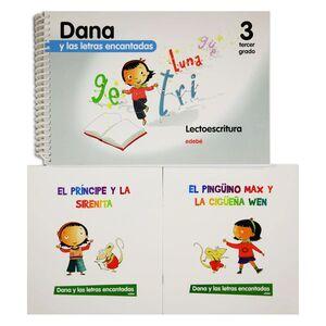 DANA Y LAS LETRAS LECTOESCRITURA 3