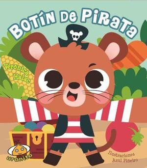 BOTÍN DE PIRATA