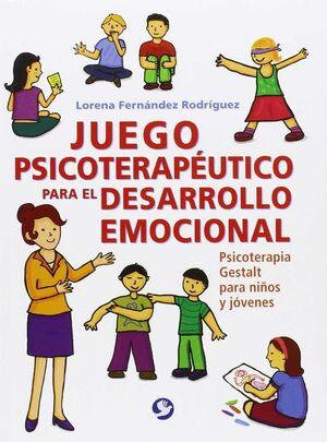 JUEGO PSICOTERAPÉUTICO PARA EL DESARROLLO EMOCIONAL