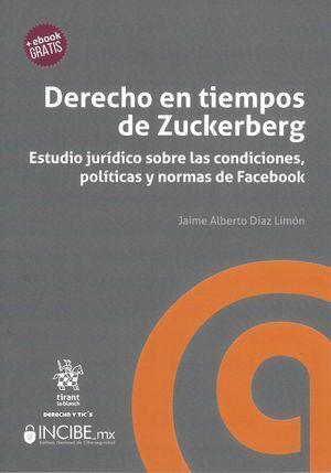 DERECHO EN TIEMPOS DE ZUCKERBERG