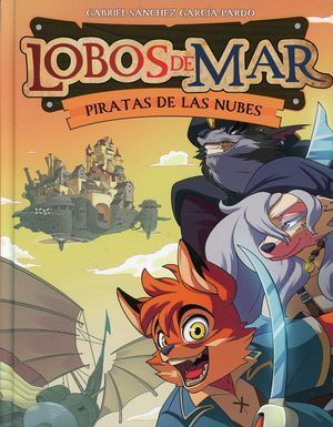 LOBOS DE MAR 3: PIRATAS DE LAS NUBES