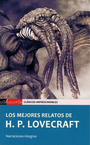 MEJORES RELATOS DE H.P. LOVECRAFT, LOS