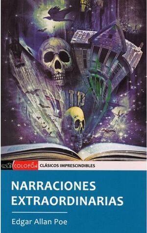 NARRACIONES EXTRAORDINARIAS (COLOFÓN)