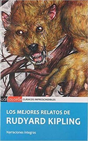 MEJORES RELATOS DE RUDYARD KIPLING, LOS (COLOFÓN)