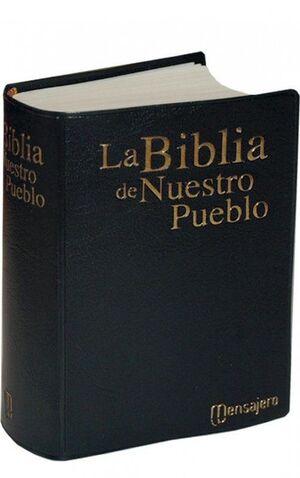 BIBLIA DE NUESTRO PUEBLO, LA  (ED. MINI)