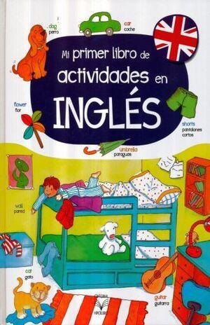 MI PRIMER LIBRO DE ACTIVIDADES EN INGLÉS