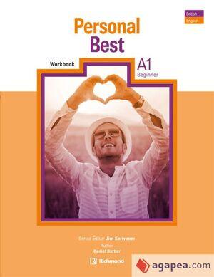 PERSONAL BEST A1 BEGINNER WORKBOOK