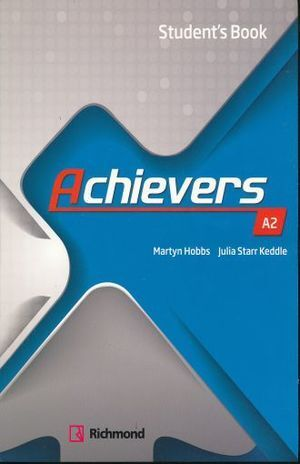 ACHIEVERS A2 STUDENT'S BOOK