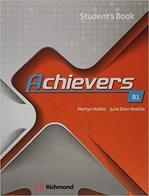 ACHIEVERS B1 STUDENT'S BOOK