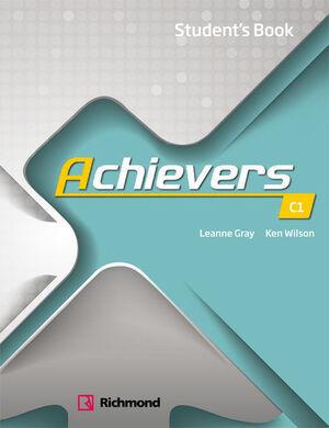 ACHIEVERS C1 STUDENT'S BOOK