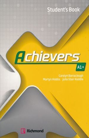 ACHIEVERS A1+ STUDENT'S BOOK
