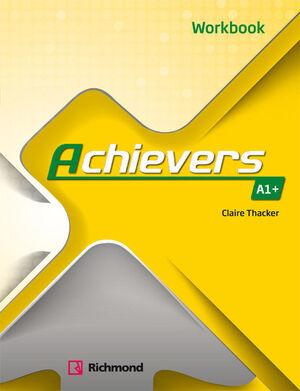 ACHIEVERS A1+ WORKBOOK