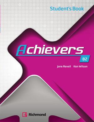 ACHIEVERS B2 STUDENT'S BOOK