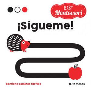 BABY MONTESSORI ¡SIGUEME!