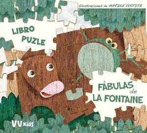 FABULAS DE LA FONTAINE, LAS