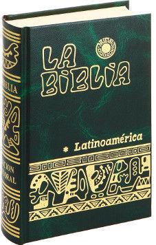 BIBLIA LATINOAMERICANA BOLSILLO