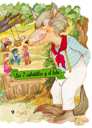 7 CABRITILLOS Y EL LOBO, LOS