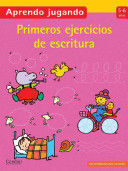 PRIMEROS EJERCICIOS DE ESCRITURA 5-6 AÑOS