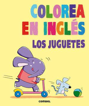JUGUETES, LOS. COLOREA EN INGLÉS