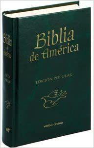 BIBLIA DE AMÉRICA DEBOLSILLO