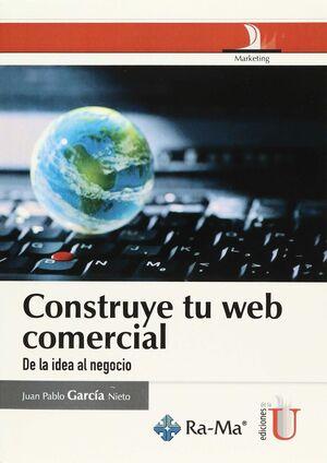 CONSTRUYE TU WEB COMERCIAL
