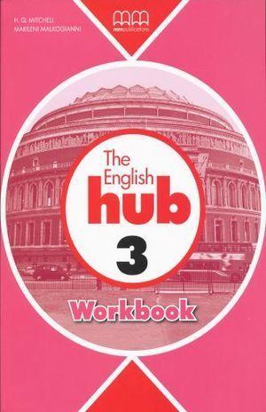 THE ENGLISHI HUB 3 WORKBOOK BRITISH