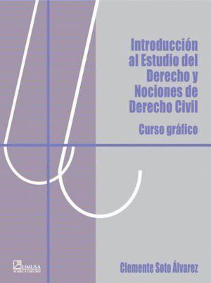 INTRODUCCIÓN AL ESTUDIO DEL DERECHO Y NOCIONES DEL DERECHO CIVIL