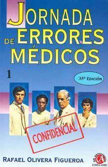 JORNADA DE ERRORES MÉDICOS