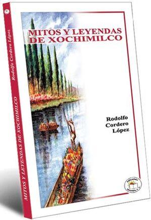 MITOS Y LEYENDAS DE XOCHIMILCO