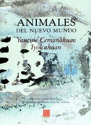 ANIMALES DEL NUEVO MUNDO
