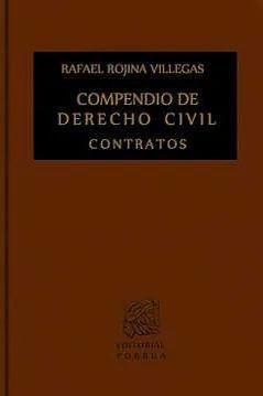 COMPENDIO DE DERECHO CIVIL IV