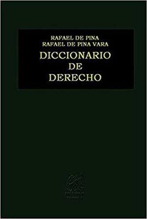 DICCIONARIO DE DERECHO