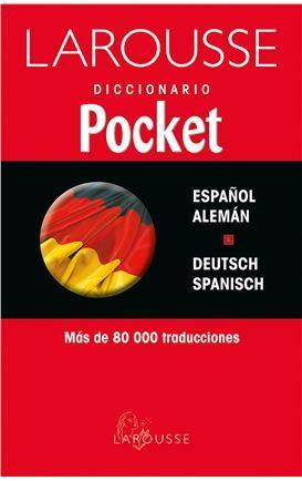 DICCIONARIO POCKET ALEMÁN-ESPAÑOL
