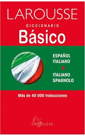 DICCIONARIO BÁSICO ESPAÑOL-ITALIANO