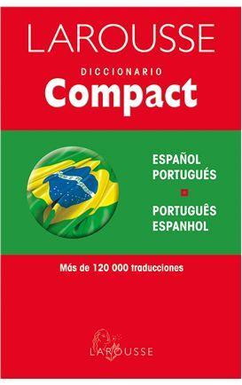 DICCIONARIO COMPACT ESPAÑOL-PORTUGUÉS