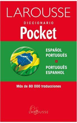 DICCIONARIO POCKET ESPAÑOL-PORTUGUÉS