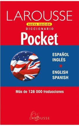 DICCIONARIO POCKET INGLES- ESPAÑOL