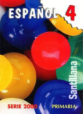 ESPAÑOL 4 PRIMARIA SERIE 2000
