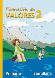FORMACIÓN EN VALORES 2 PRIMARIA