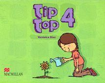 TIP TOP 4 STUDENT'S BOOK PREESCOLAR